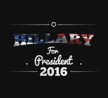 Hillary Clinton 2016  by tonyshop