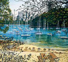 Sirius Cove by Sarina Tomchin