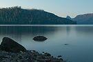 Evening at Lake St Clair by Werner Padarin