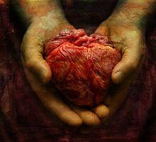 Thou shalt be mine! by Martina Cross