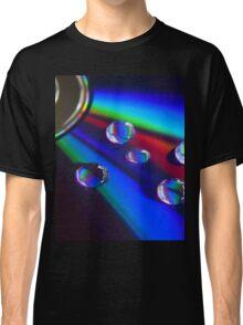 DVD droplets Classic T-Shirt