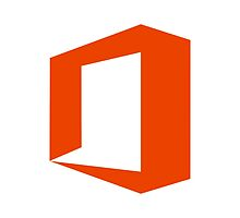 Office logo - Orange by lp4so