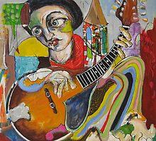 The Musician  by Jedika