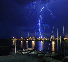 Thunderstorm by makedon
