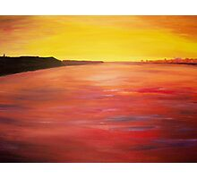 Sunset by Monika Howarth Photographic Print
