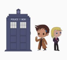 The Doctor, The Rose, The Tardis and The Keys by Jarrod Kamelski