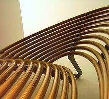 Leda Seat by Christopher Biggs