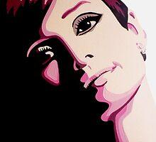 Audrey by iankingart