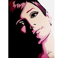 Audrey Photographic Print