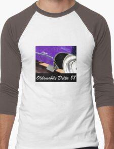 Oldsmobile Delta 88 Men's Baseball ¾ T-Shirt