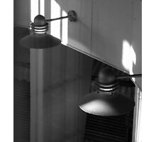 Lamps Photographic Print