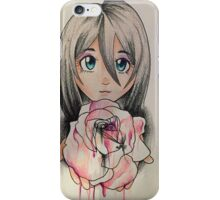 Shy but kawaii iPhone Case/Skin