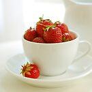 Perfect Breakfast on a Hot Summer Day by VikaRayu