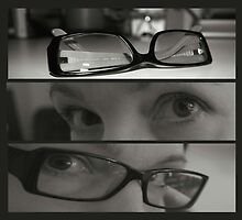 Eye candy Triptych by MzLazarus