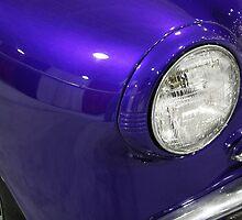 Purple Hotrod by James Iorfida