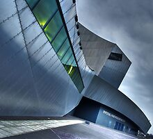 Imperial War Museum North by Derek Green