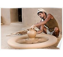 Earthen Pottery#4 Poster