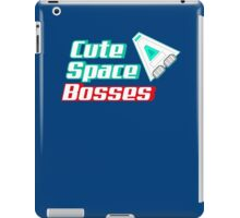 Limited Edition: Cute Space Bosses - fan products! iPad Case/Skin