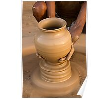 Earthen Pottery#5 Poster