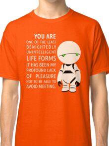 Marvin intelligence Classic T-Shirt