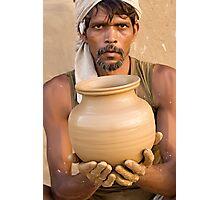 Earthen Pottery#6 Photographic Print