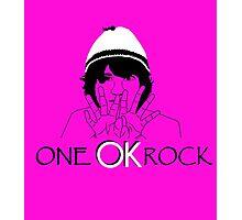 One ok rock Photographic Print