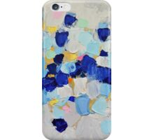 Amoebic Party No. 2 iPhone Case/Skin