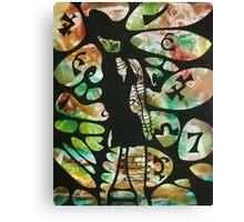 Camoufalge Canvas Print