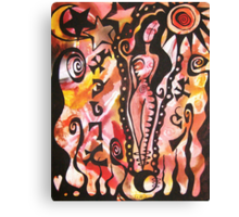 Art Slave Canvas Print