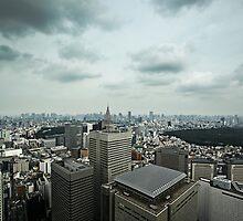 Metropolis by Ben Johnson Photography