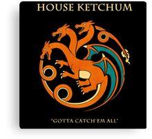 house kethcum Canvas Print