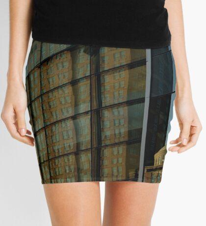 Reflection of Providence Mini Skirt