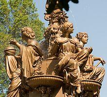 Fountain Detail by DonDavisUK