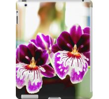 Happiness is an Orchid! iPad Case/Skin