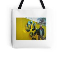 Troy - Reflections Tote Bag