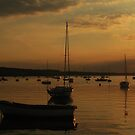Skerries Harbour Sunset  by Martina Fagan