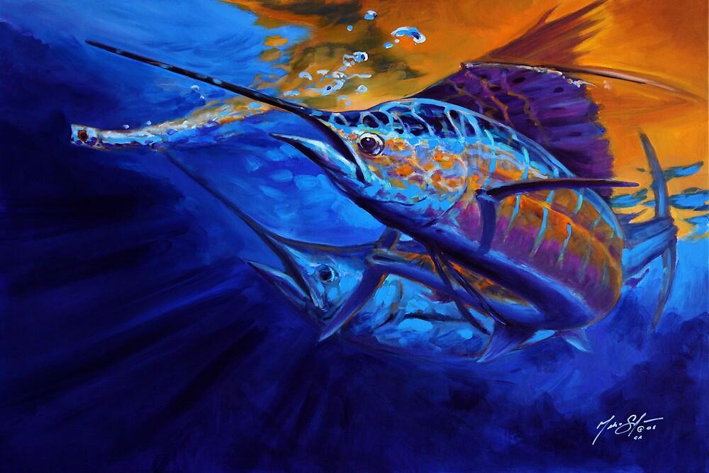 Sunset Bite by Mike Savlen