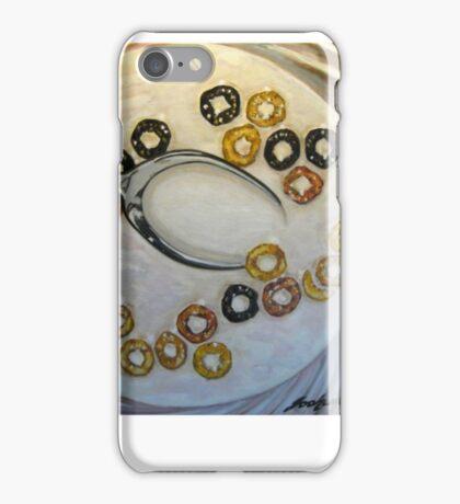 Cereal Intragration iPhone Case/Skin