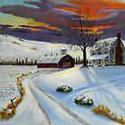West Virginia Farm  by BobHenry