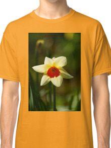 Backlit Narcissus Classic T-Shirt