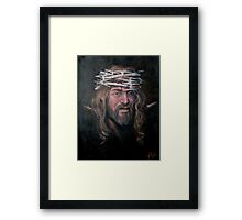 In Memory to All Prisoners Framed Print
