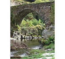 The Bridge at the Mill Photographic Print