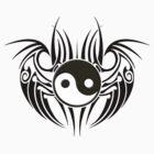 yin yang wings by redboy