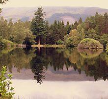Glencoe Lochan by mykanmo