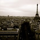 Paris by jordanjamieson