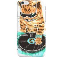 Scratch Master Kitty Cat iPhone Case/Skin