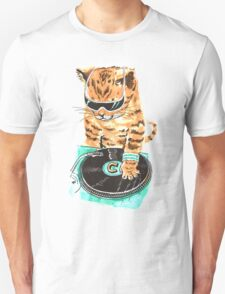 Scratch Master Kitty Cat Unisex T-Shirt