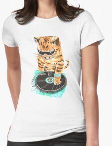 Scratch Master Kitty Cat T-Shirt