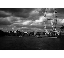 The Eye of the Storm. Photographic Print