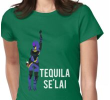 Tequila Se'lai Womens Fitted T-Shirt